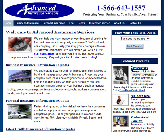 Advanced Insurance Services