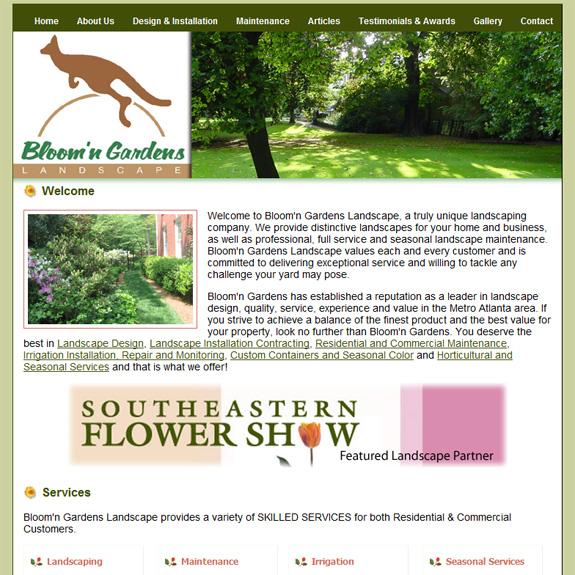 Bloom N' Gardens
